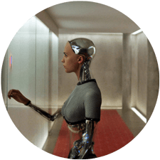(Picture from Ex Machina)